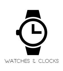 1 watches and clocks